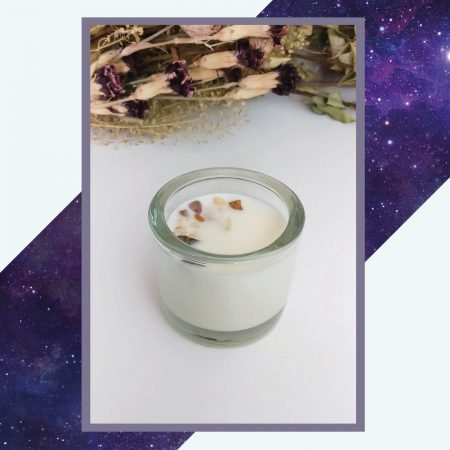 Cinnamon Juice candle S round