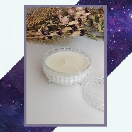 Pina Colada fancy candle