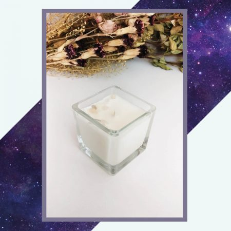 Youthful Bliss candle S square