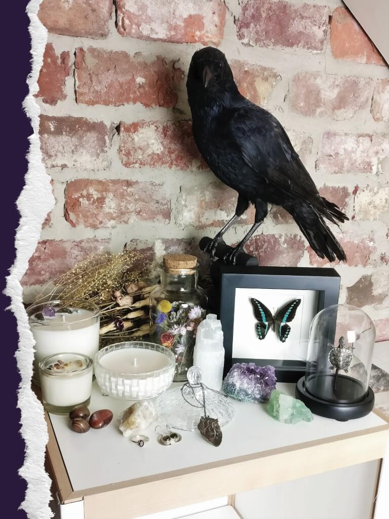 Silver Rune Crafts handcrafted beauties and gifts from Earth